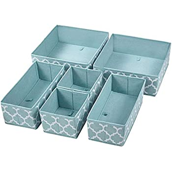 Amazon.com: ilauke Foldable Storage Bins 11.8 Cloth Cube ...