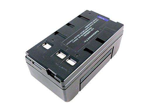 iTEKIRO 4000mAh Extended Battery for Panasonic BP-12, BP-15, BP-17, BP-18, HHR-V20, HHR-V20A/1B, HHR-V214A/K, HHR-V40A/1B, PV-213A, PV-214A, PV-215A, PV-B18, PV-BP15, PV-BP17, PV-BP18