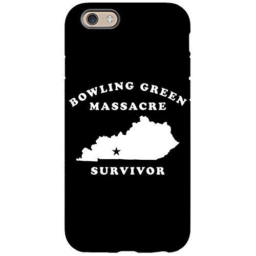 CafePress - Bowling Green Massacre Surv - iPhone 6/6s Phone Case, Tough Phone Shell ()