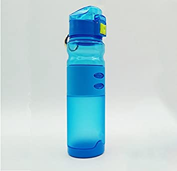 LLCP Neue Kreative Trinkwasser Flasche Silikon Sport Kessel ...