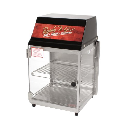 Wisco 00737-001 Food Warming and Merchandising Cabinet by Wisco