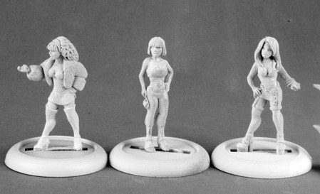 Townsfolk: Ladies of the Evening