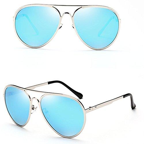 Femeninas Gafas Coreanas Sol de de Gafas Gafas DT Delgadas 4 Color Sol polarizadas tn6TBq