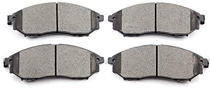 2011 2012 2013 For Chevrolet Volt Rear Ceramic Brake Pads