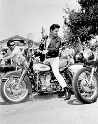 Photo Elvis Presley The Man And His -