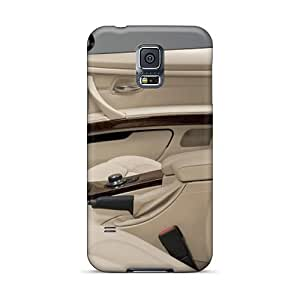 Protective Tpu Case With Fashion Design For Galaxy S5 (bmw 335i Coupe Interior)