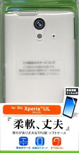 220dbddcbb ラスタバナナ au Xperia UL SOL22 専用 TPUケース X897... : XPERIA UL ...