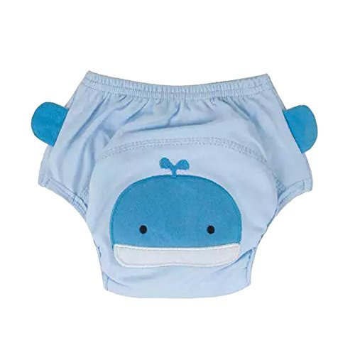 4Layers Baby Training Pants Washable Reusable Baby Diapers Infants Nappies - 1
