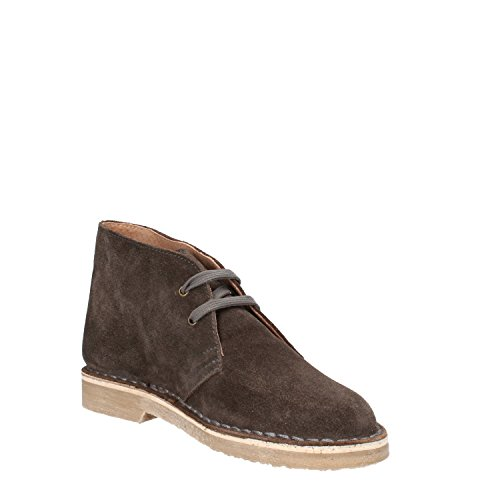 KTL by CORAF desert boots mujer gamuza gris