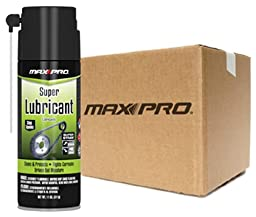 Max-Pro SL-004-026-12PK Super Lubricant - 11 oz., (Pack of 12)