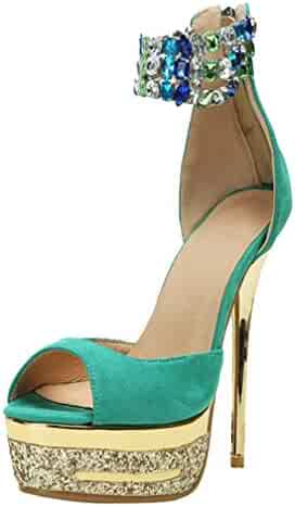 81b429b9c9c48 Shopping 14 - Green - Pumps - Shoes - Women - Clothing, Shoes ...