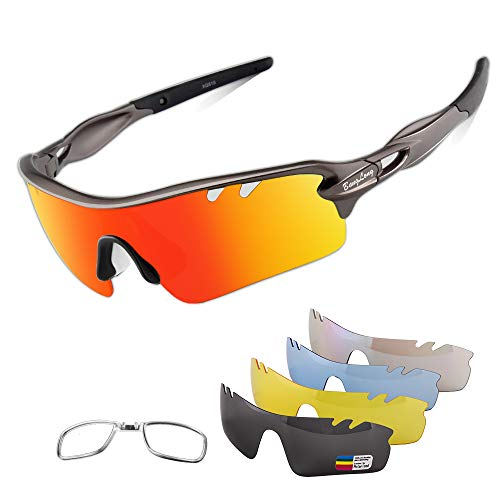 Polarized Sports Sunglasses Cycling