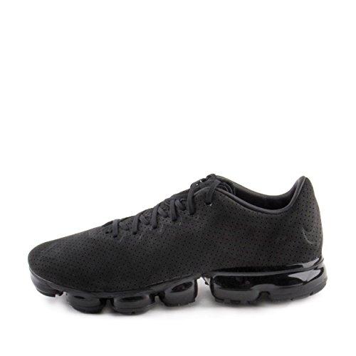 Nike Mens Air Vapormax Ltr Nero / Argento Pelle