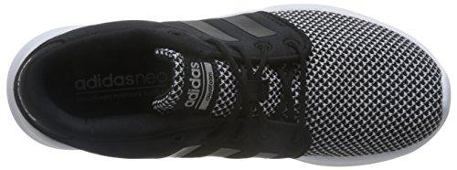 para W Deporte Mujer Negbas Negbas adidas CF Zapatillas Racer Plamat de 000 Negro Qt nH0f6qxpwR