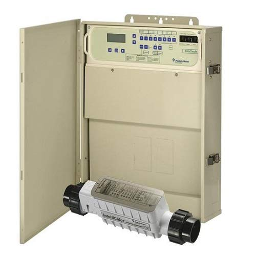 - Pentair 520544 EasyTouch 8SC-IC20 Pool and Spa System with 2 Actuators