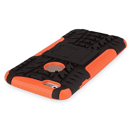 BoxWave Étui iPhone 6Plus Coque, Resolute OA3Coque hybride avec 3couches Ultra Durable pour protection extrême de protection iPhone 6Plus Coque–