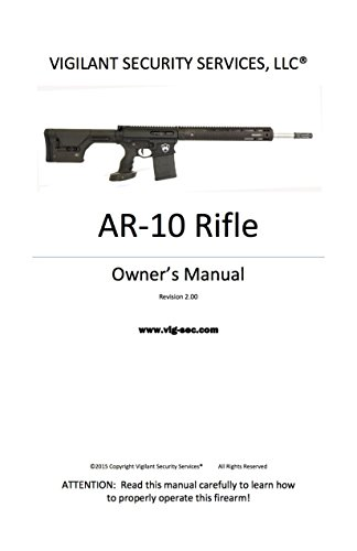 AR-10 Rifle Owner