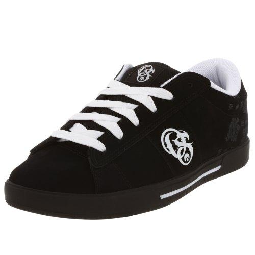 Osiris Men's Serve Sneaker,DYSE/Old E/Black,5.5 M ()