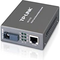 TP-LINK MC111CS / WDM Fast Ethernet Media Converter / 1 x RJ-45 , 1 x SC - 10/100Base-TX, 100Base-FX - External