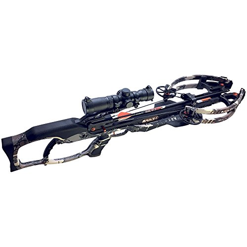 Ravin Crossbows R9 Crossbow Predator Camo Package ()