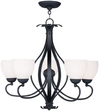 Livex Lighting 4765-04 Brookside 5-Light Chandelier