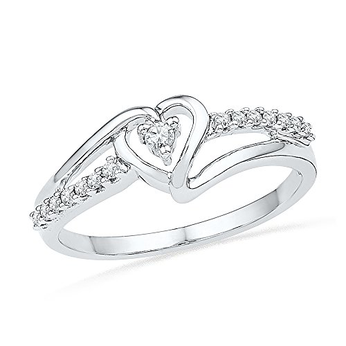 sterling-silver-white-round-diamond-fashion-ring-1-10-cttw-size-6