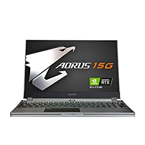 [2020] AORUS 15G (KB) Performance Gaming Laptop, 15.6-inch FHD 240Hz IPS, GeForce RTX 2060, 10th Gen Intel i7-10875H…