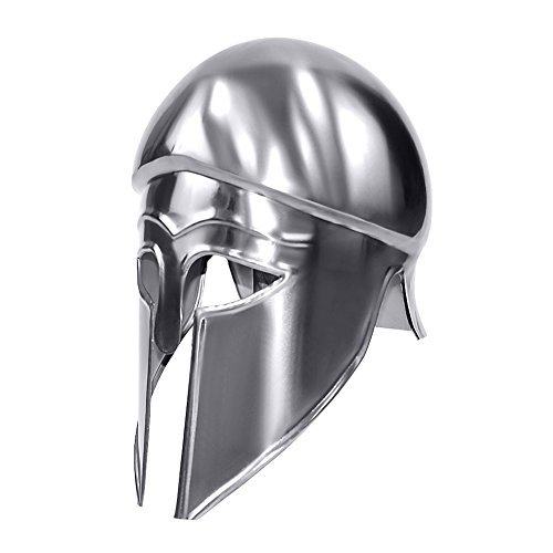 Armored Helmet - Greek (Ancient Greek Costumes For Sale)
