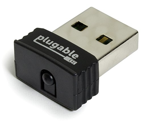 Plugable Wireless 802 11n RTL8188CUS Raspberry