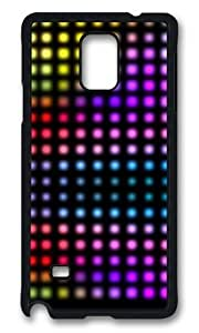 MOKSHOP Adorable Dancing Diva Hard Case Protective Shell Cell Phone Cover For Samsung Galaxy Note 4 - PCB