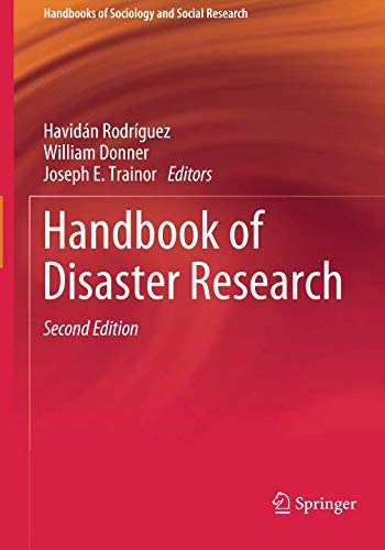 Handbook of Disaster Research (Handbooks of Sociology and Social Research)