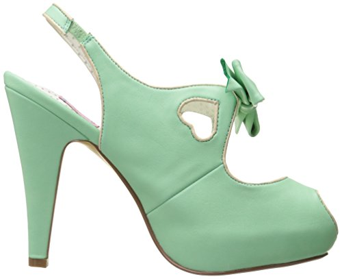 Couture Pin Faux Mint Up Leather Bettie 03 axxF7z