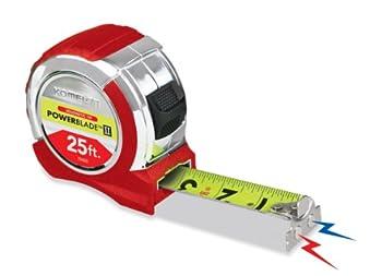 Komelon 72425 25-Feet x 1.06-Inch Magnetic Powerblade II
