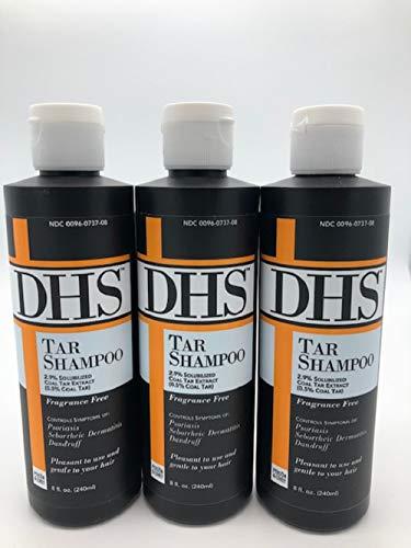 DHS Tar Shampoo 8