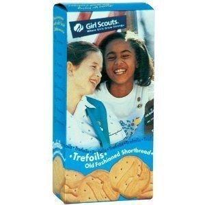 Girl Scout Cookies-Trefoils (Old Fashion Shortbread) 2 Boxes