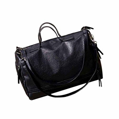 Women Large Shoulder Bag Handbag Cross-body Bags Cheap Colors for Girl by TOPUNDER YH