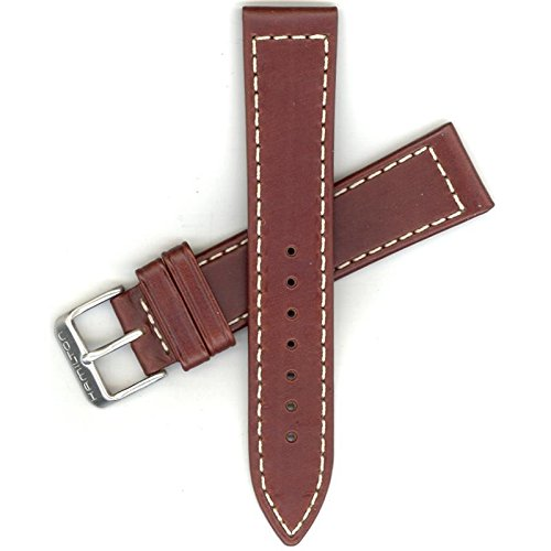 Hamilton 20/18mm Genuine Brown Leather Strap