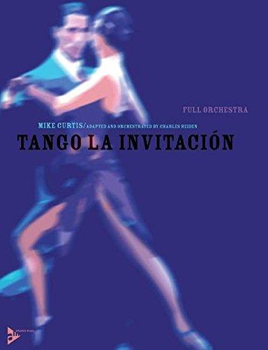 Tango la Invitacion Orchestre-Partition+Parties Separees (Anglais) Partition – 1 janvier 2007 Divers Auteurs Advance 3892215162 Musikalien