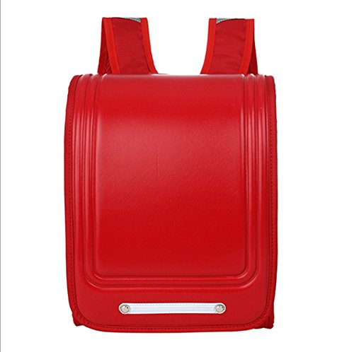 bag Red Zhuhaixmy School schoolbag Bookbags Backpack Red correspondence A4 size Waterproof OxawxUnq