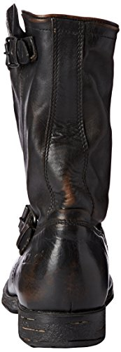Stivali M Boot 182 Underground Leather Uomo Cult Black xUTAXw5