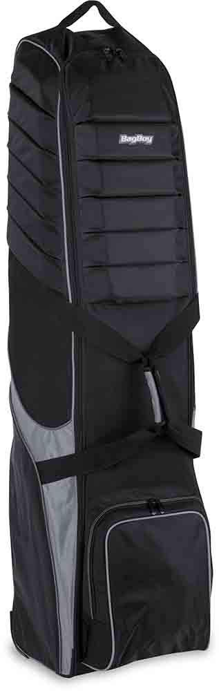 Bag Boy T-750 Wheeled Travel Cover Black/Charcoal by Bag Boy