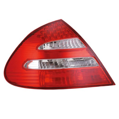 Mercedes E Class Sedan Replacement Tail Light Unit (With Appearance Package) - Driver Side