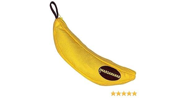 Bananagrams Game Set, Bananagrams Word Board Game, Bananagrams