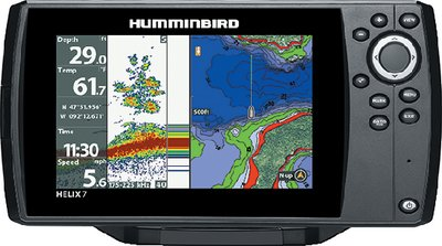 Humminbird HELIX 7 CHIRP SI Combo Fishfinder/GPS/Chartplotter with Side  Imaging Networking & Bluetooth | Compare Prices, Set Price Alerts, and Save