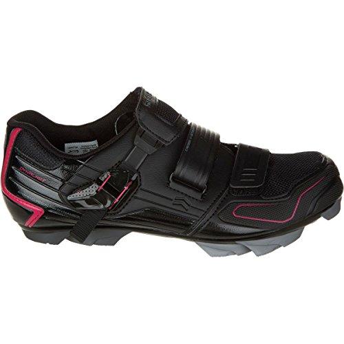 Shimano SH-WM83 Cycling Shoe - Women's Black, 41.0