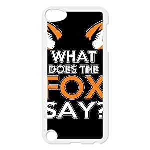 iPod Touch 5 Phone Cases White What Does the Fox Say FSG519991