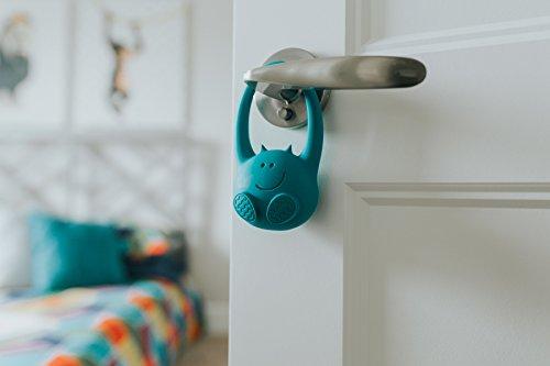 Toddlermonitor | Toddler Door Alarm, Child Door Motion Sensor, Window or Door Safety for Kids | Smart Toddler Door… 3
