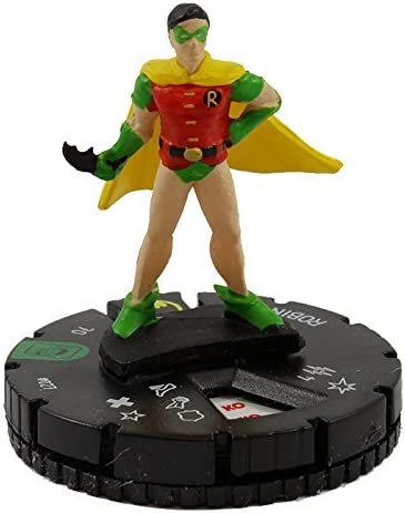 ROBIN #027 The Joker/'s Wild DC HeroClix