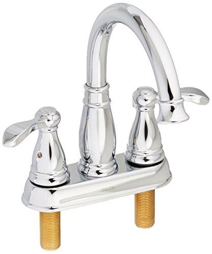Delta Faucet 25984LF-ECO 2 Hand Lav Faucet, Chrome by DELTA FAUCET