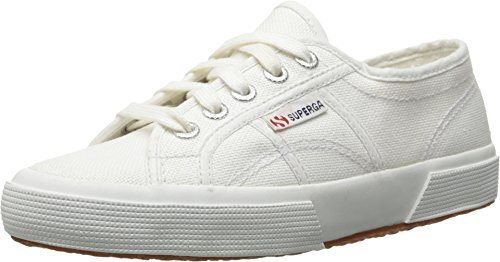 Superga Toddler/Little Kid 2750 Classic Sneaker, White, 29 M EU (12 M Little Kid) ()